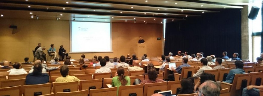 More than 100 people at Sentilo User Day 2015