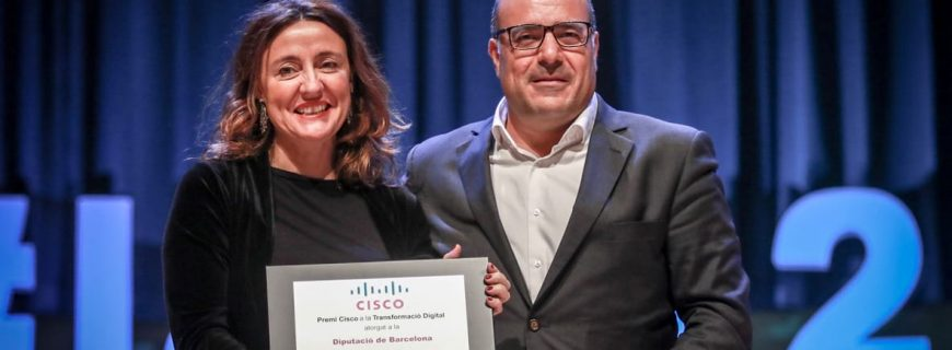 Our sponsor Diba wins Cisco Award to Digital Transformation